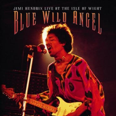 "Jimi Hendrix "" Blue wild angel-Live at the isle of Wight """