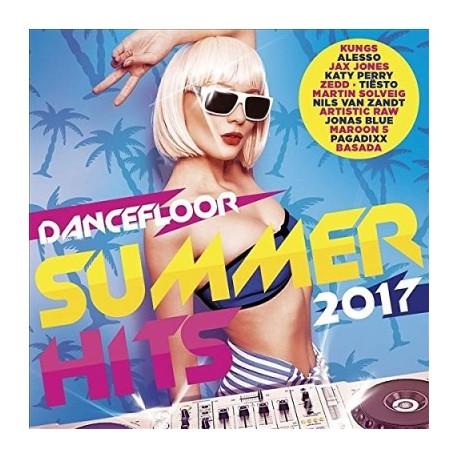 Dancefloor summer hits 2017 V/A - Posa'l Disc