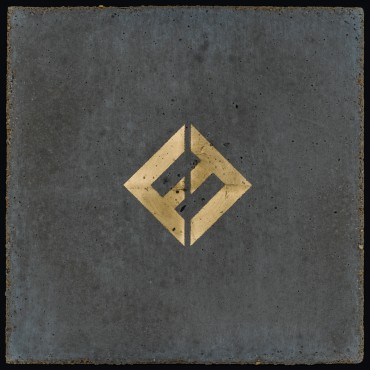 """Foo Fighters """" Concrete and gold """""""