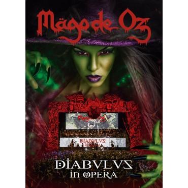 """Mago de Oz """" Diabulus in opera """""""