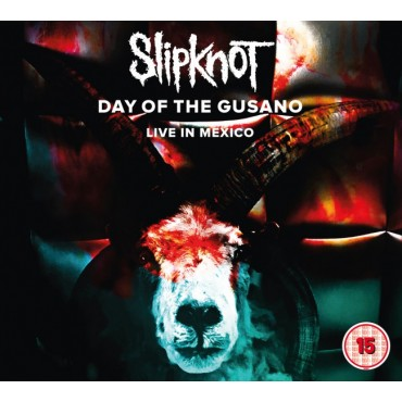 "Slipknot "" Day of the gusano-Live in Mexico """