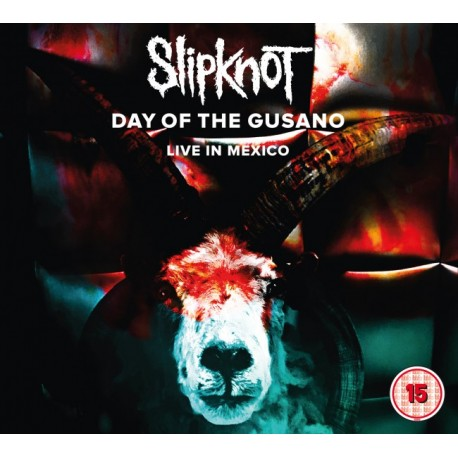 """Slipknot """" Day of the gusano-Live in Mexico """""""