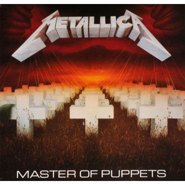 "Metallica "" Master of puppets """