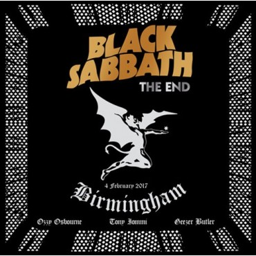 "Black Sabbath ""The End """