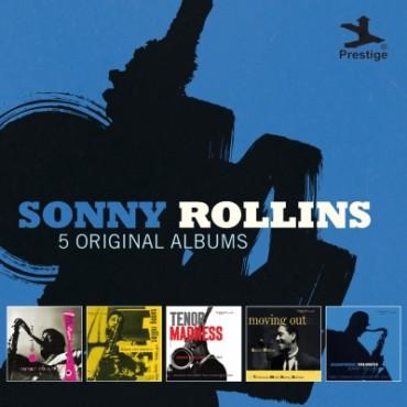 "Sonny Rollins "" 5 original albums """