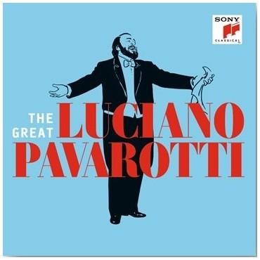 "Pavarotti "" The great Luciano Pavarotti """