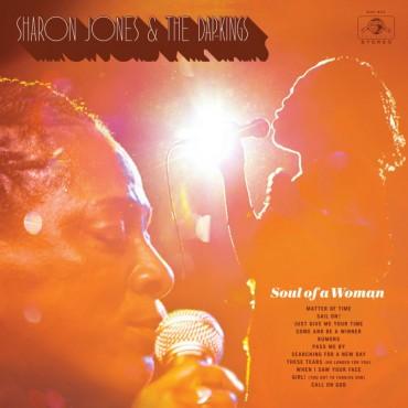 "Sharon Jones & The Dap-Kings "" Soul of a woman """