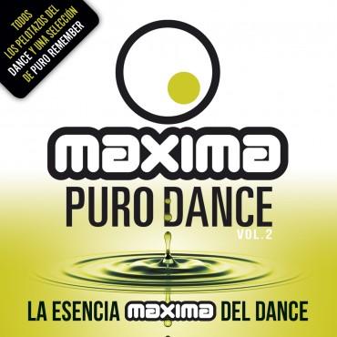 "Maxima FM "" Puro dance vol.2 "" V/A"
