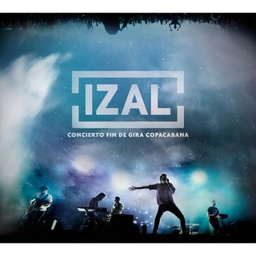 """Izal """" Concierto fin de gira copacabana """""""