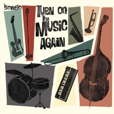 "Soweto "" Turn on the music again """