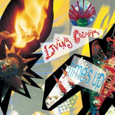 "Living Colour "" Time's up """