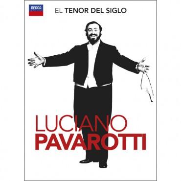 """Luciano Pavarotti """" El tenor del siglo """""""