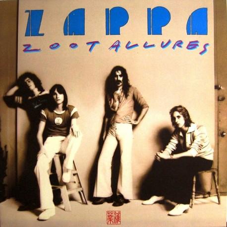 "Frank Zappa "" Zoot allures """
