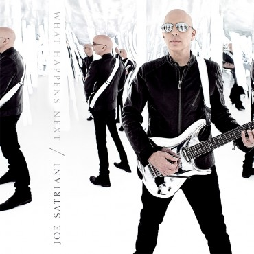 "Joe Satriani "" What happens next """