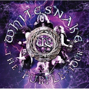 "Whitesnake "" Purple tour """