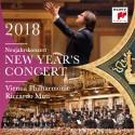 """Riccardo Muti """" Concierto año nuevo 2018 """""""