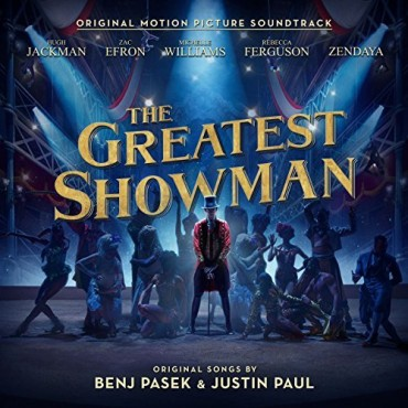 The greatest showman b.s.o.