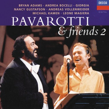 "Luciano Pavarotti "" Pavarotti & Friends vol. 2 """
