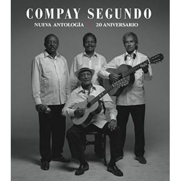 """Compay Segundo """" Antología 20 años """""""