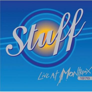 "Stuff "" Live at Montreux 1976 """
