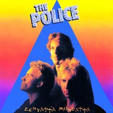 """Police """" Zenyatta mondatta """""""