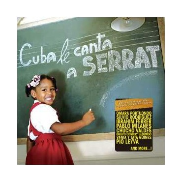 Cuba le canta a Serrat V/A