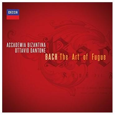 """Accademia Bizantina """" Bach: El arte de la fuga """""""