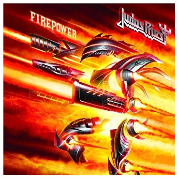"Judas Priest "" Firepower """