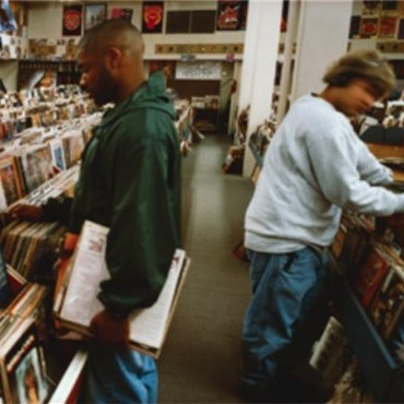 "Dj Shadow "" Entroducing """