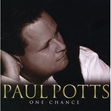 "Paul Potts "" One chance """