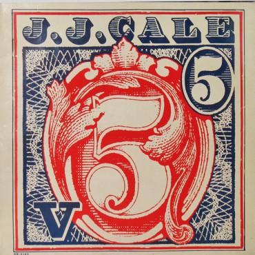 """J.J. Cale """" 5 """""""