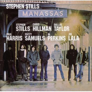 """Stephen Stills """" Manassas """""""