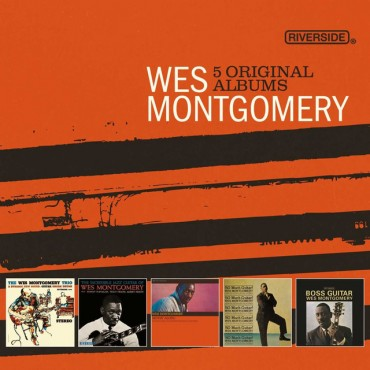 "West Montgomery "" 5 original albums """