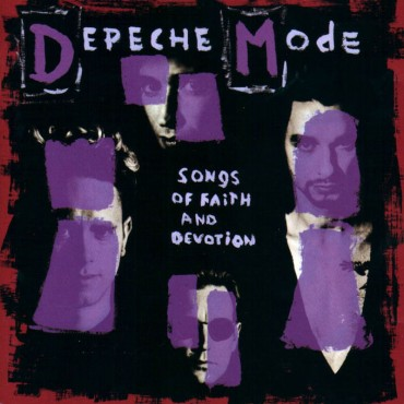 """Depeche Mode """" Songs of faith and devotion """""""