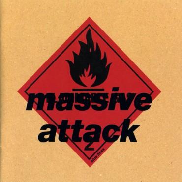 """Massive Attack """" Blue lines """""""