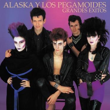 """Alaska y los Pegamoides """" Grandes exitos """""""