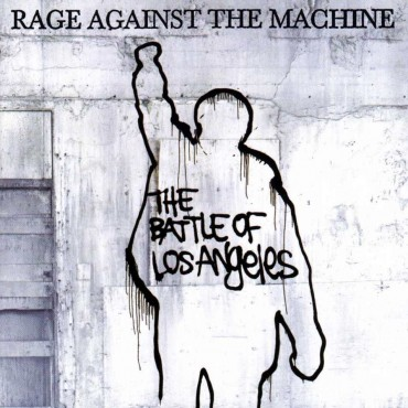 "Rage against the machine "" Battle of Los Angeles """