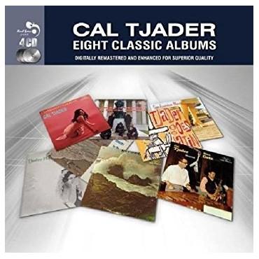 """Cal Tjader """" 8 classic albums """""""