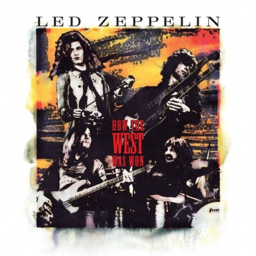 "Led Zeppelin "" How the west was won """