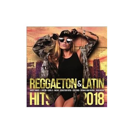Reggaeton & Latin hits 2018 V/A