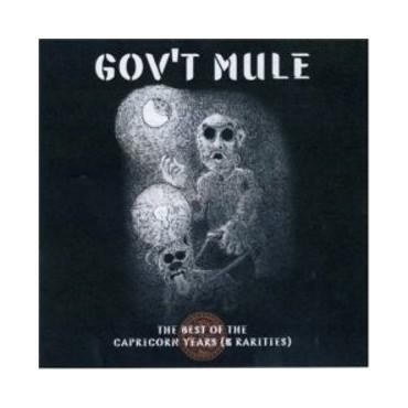 "Gov't Mule "" The Best of the Capricorn Years & Rarities """