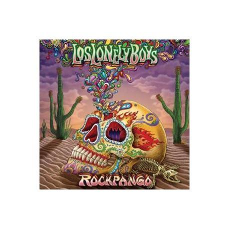 """Los Lonely Boys """" Rockpango """""""