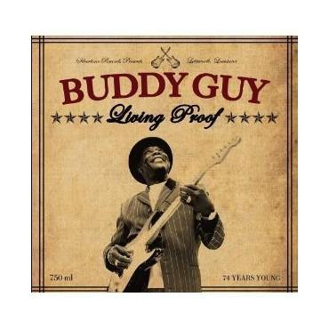 "Buddy Guy "" Living Proof """
