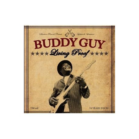 "Buddy Guy "" Living Proof """