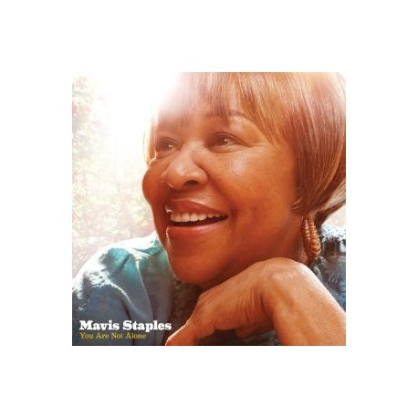 "Mavis Staples "" You are not Alone """