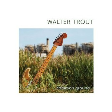 "Walter Trout "" Common Ground """