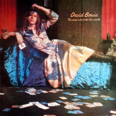 """David Bowie """" The man who sold the world """""""