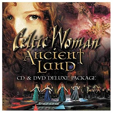 """Celtic Woman """" Ancient land-Live from Johnstown Castle """""""