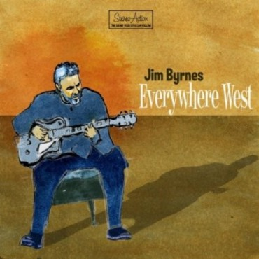 "Jim Byrnes "" Everywhere West """