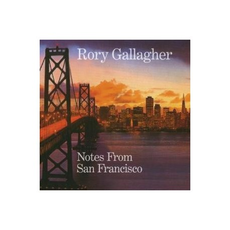 """Rory Gallagher """" Notes from San Francisco """""""
